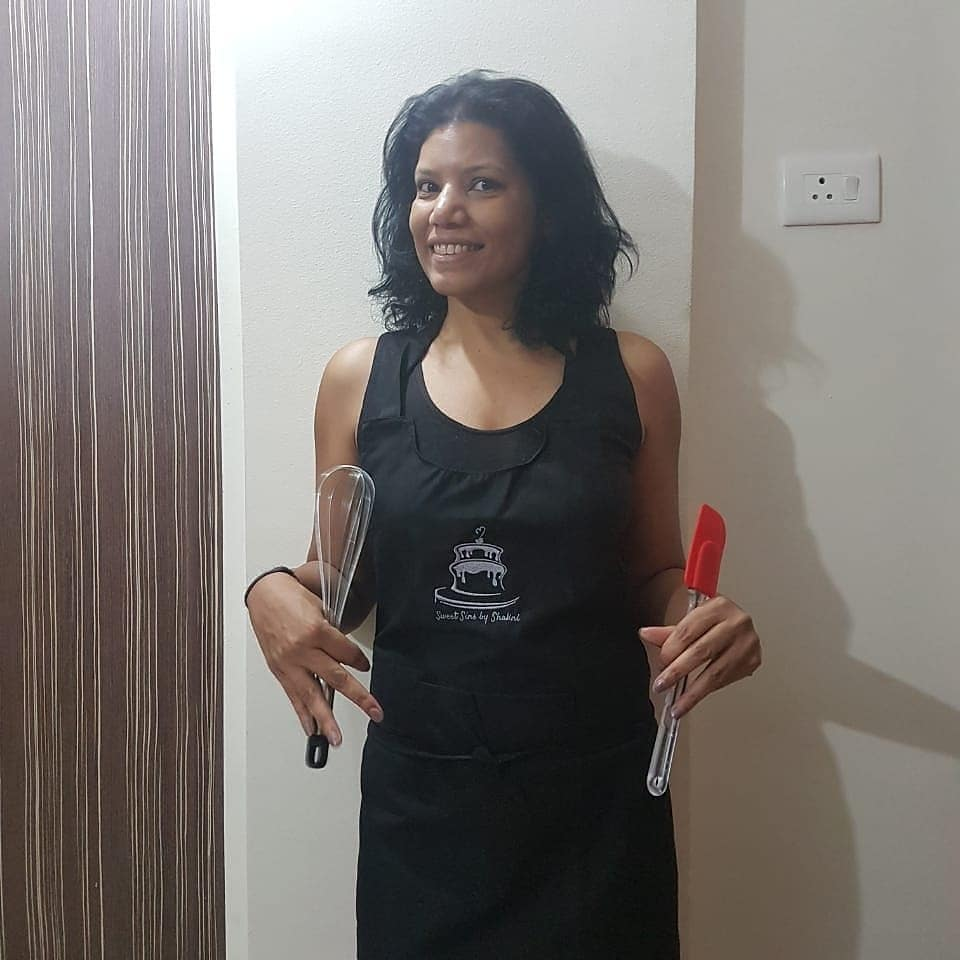 Home Baker Shalini Salve