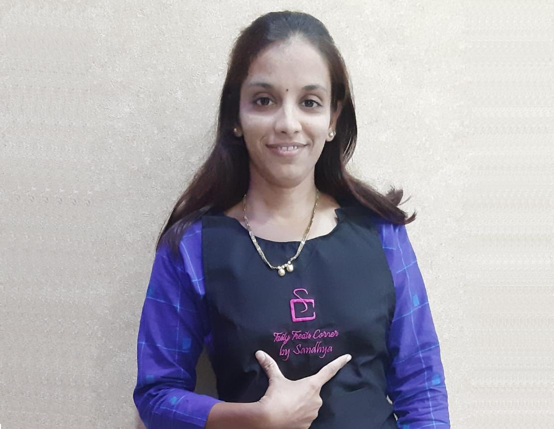 Home Baker Sandhya Sanap's – Interview