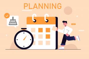 Cake Planning & Checklist