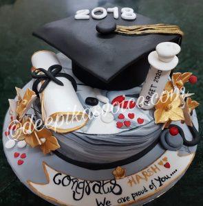 Advocate Theme Cake