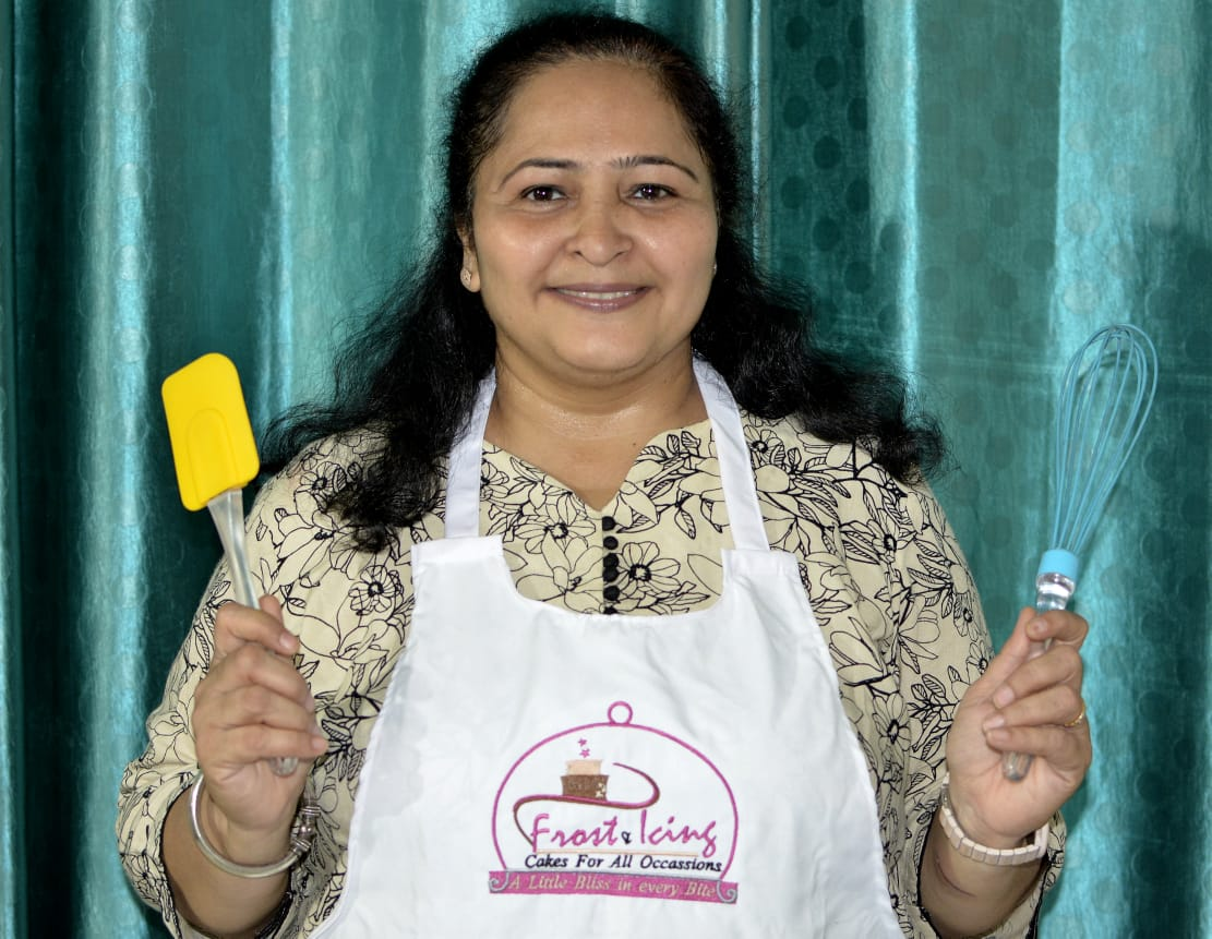 Home Baker Smiriti Dikshit's – Interview
