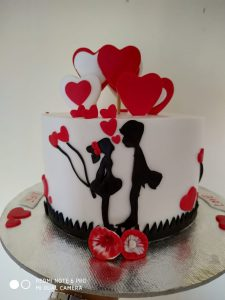 Couple Cake