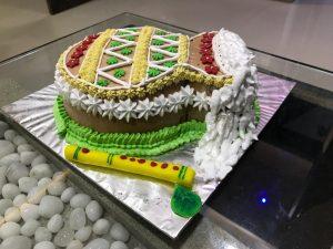 Krishna Janmashtami Cake