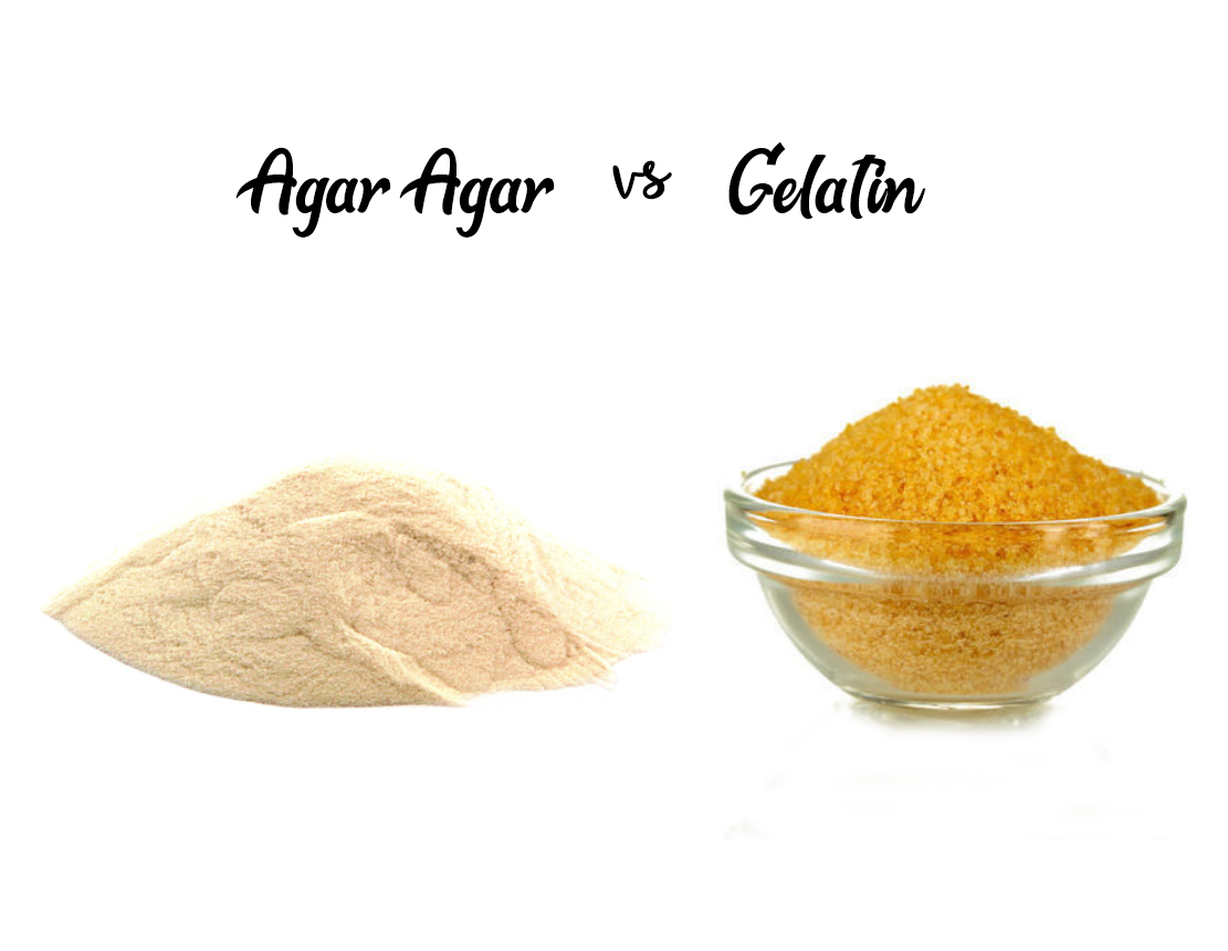 [Tuesday Scoop] Puzzlement Between Agar-Agar And Gelatin