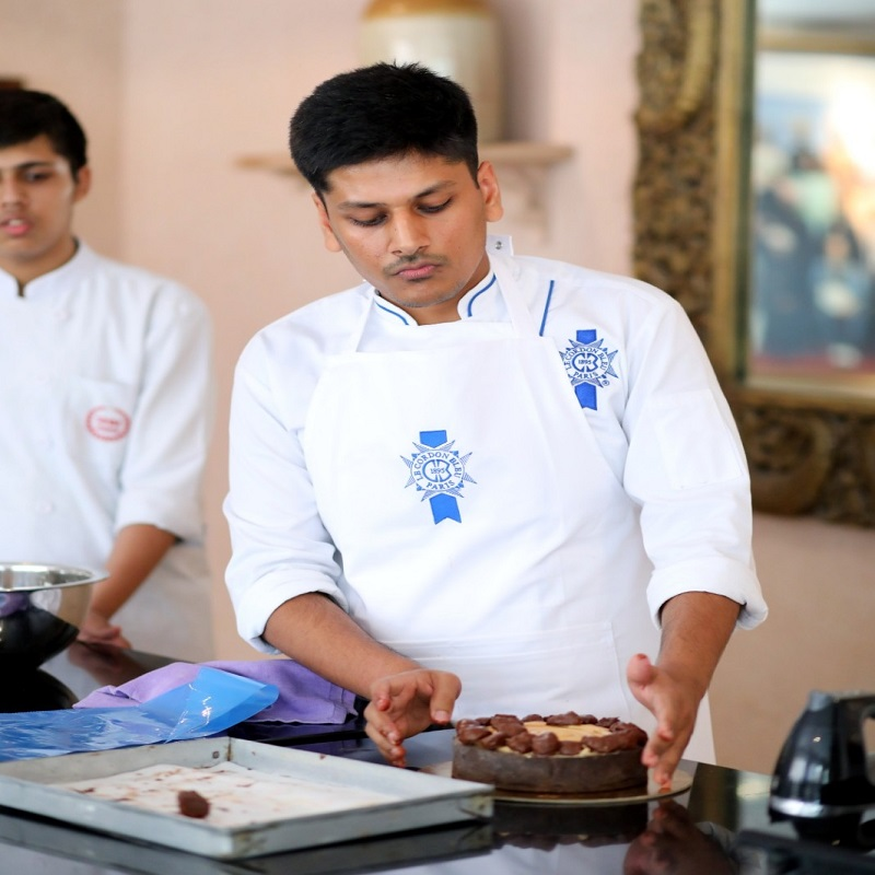 [Pastry Chef] Sahil Garg's – Interview