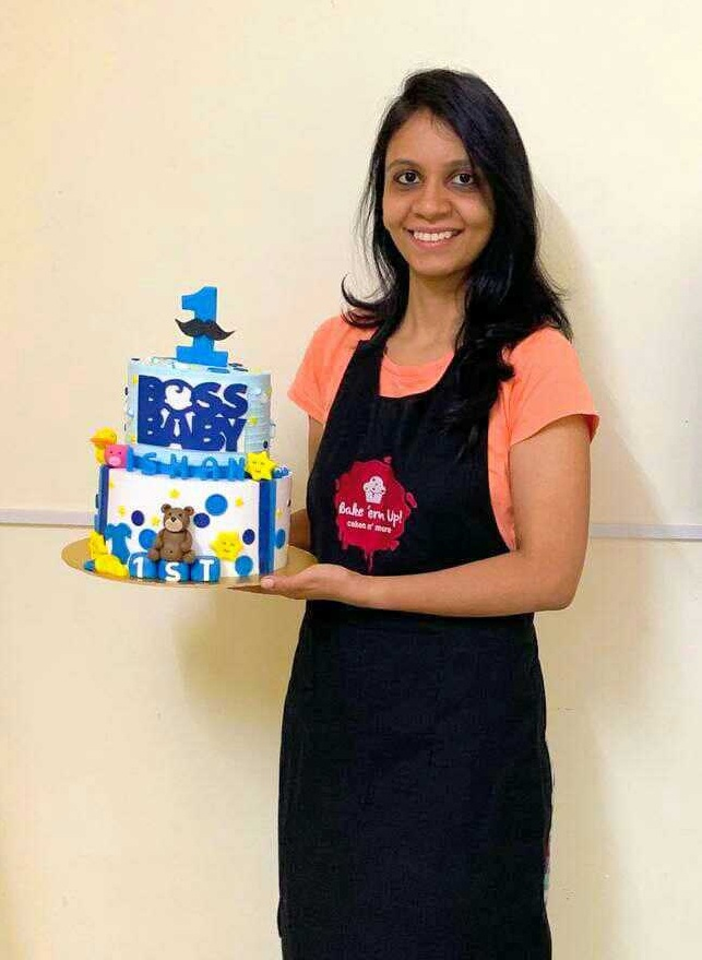 Home Baker Vinita Phalak's – Interview