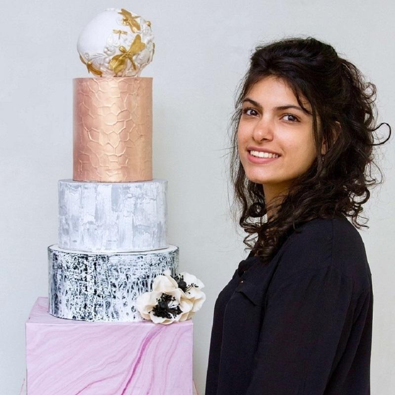 Cake Artist Vahishta Zandbaf's – Interview