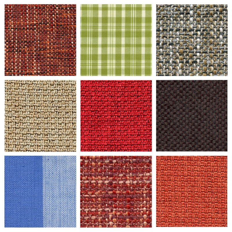 Types of Fabrics used in Clothing | List of Fabric Patterns