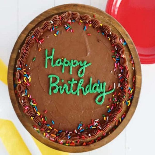 Birthday Cake 3   Bulb And Key