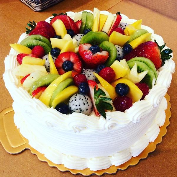 Fruit Cake 7   Bulb And Key