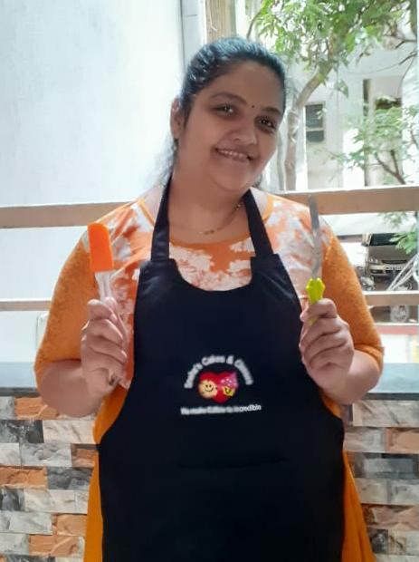 Home baker Sneha Ghume's – Interview