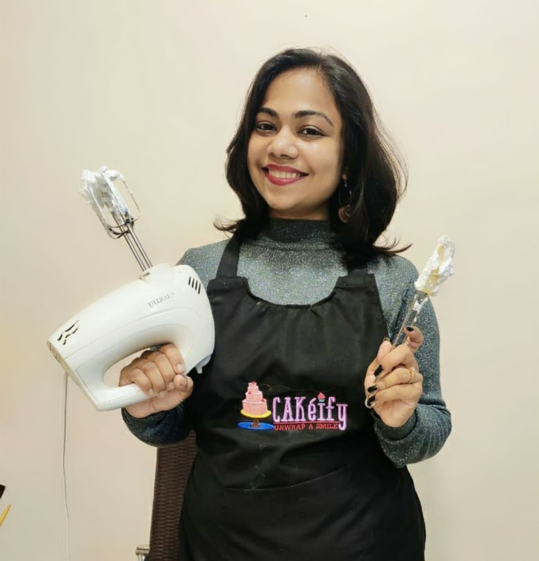 Home Baker Nikita Shah – Interview