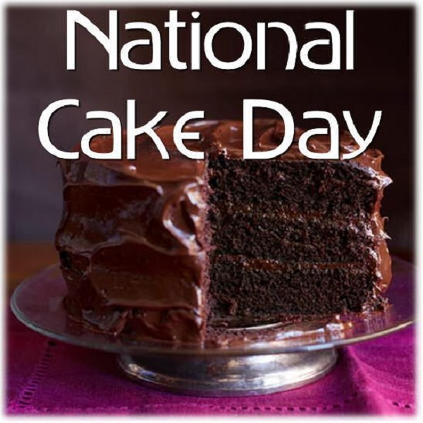 National Cake Day 2 | Bulb And Key