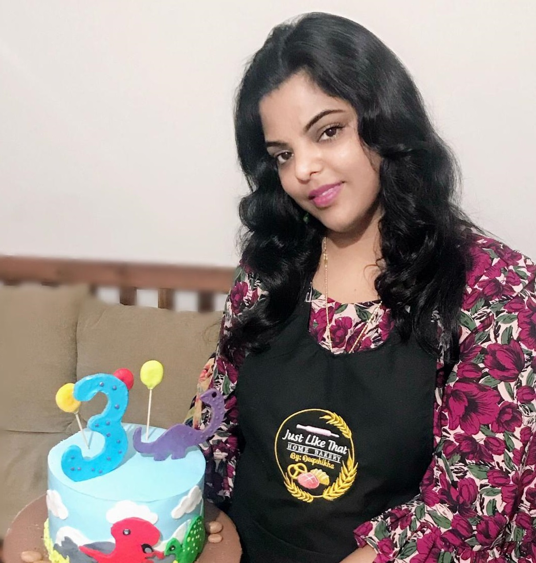 Home Baker Deepshikha Bhonwal – Interview