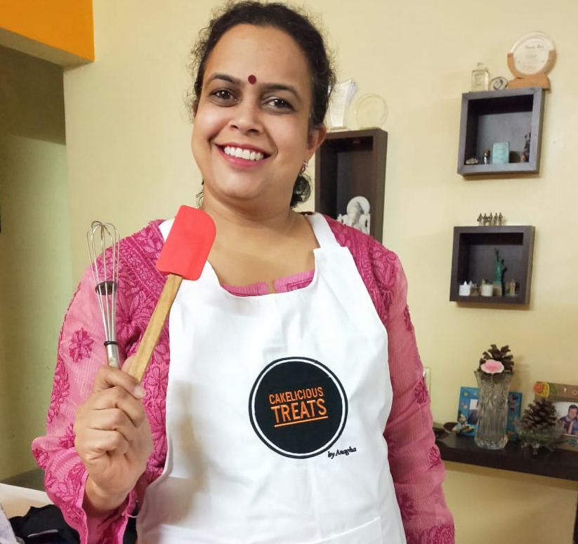 Home Baker Anagha Dhara's – Interview