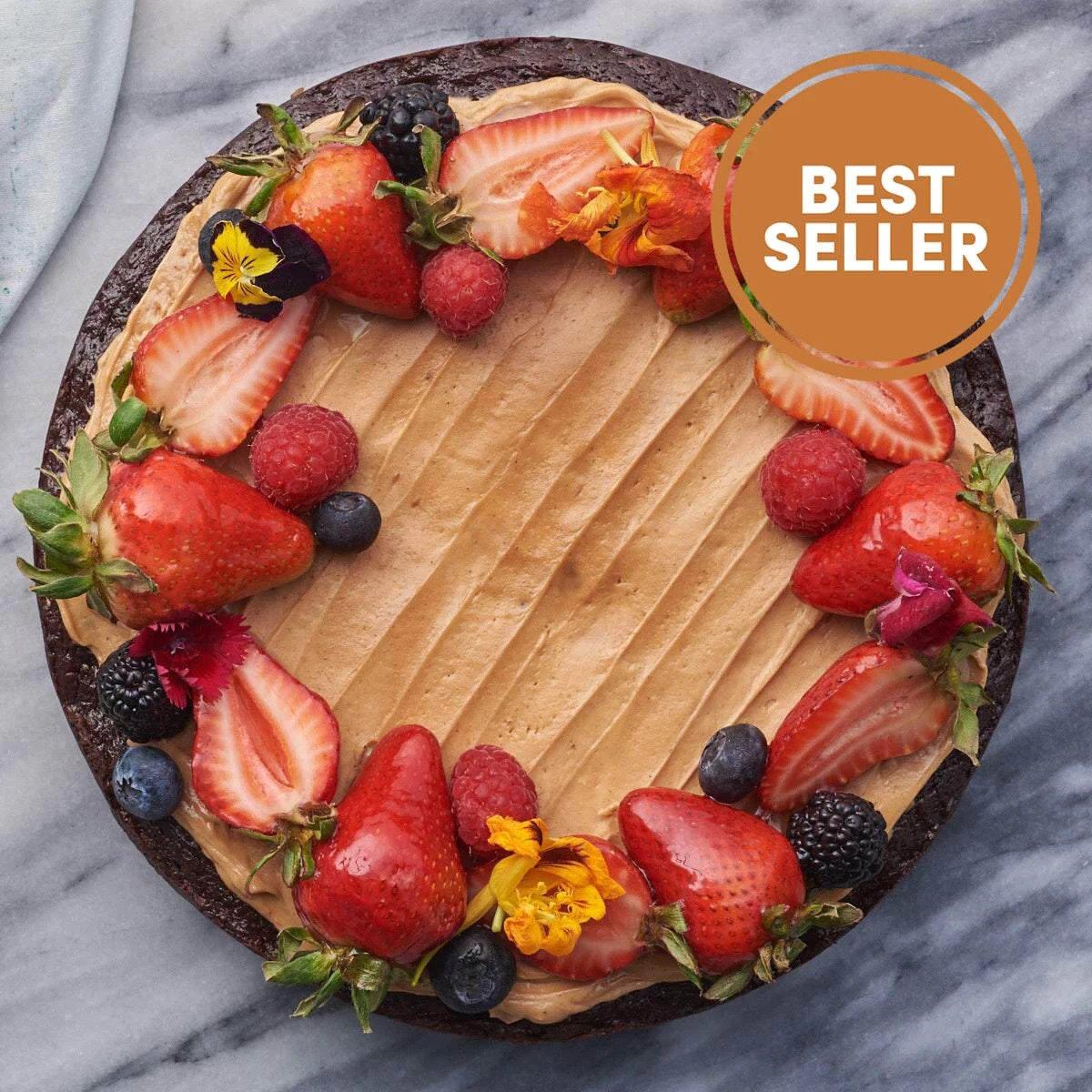 Best Seller Cake Section