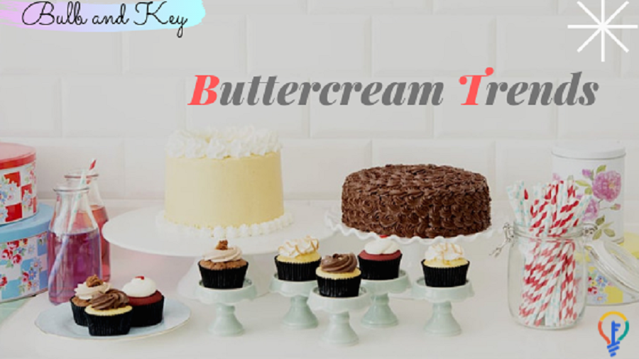 [Tuesday Scoop] Buttercream Trends