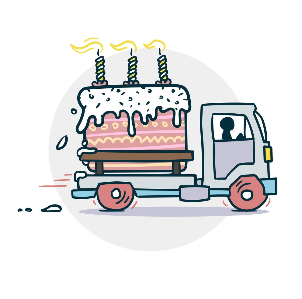 Cake Delivery System