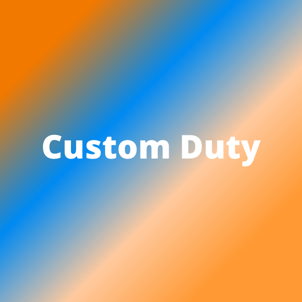 Custom Duty | Bulb And Key