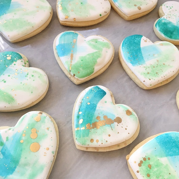 Designer Cookies | Bulb And Key