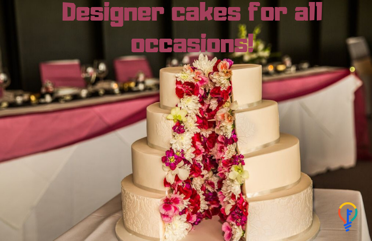 Designer cakes for all occasions!