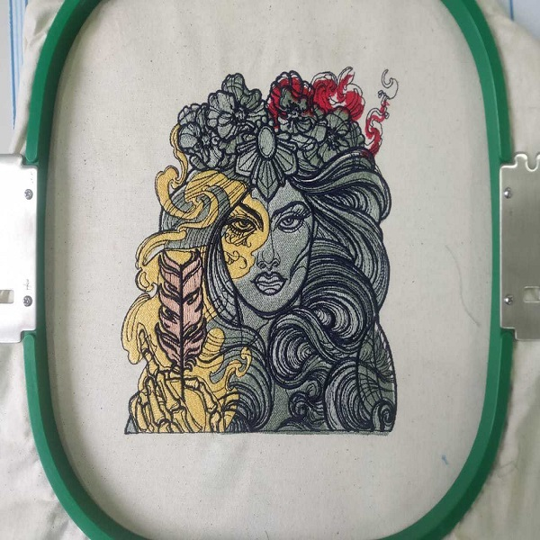 Women Embroidery