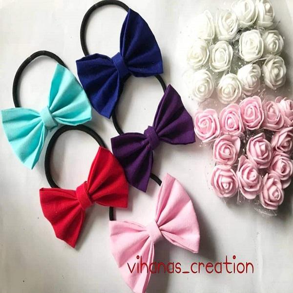 Multicolor custom headbands