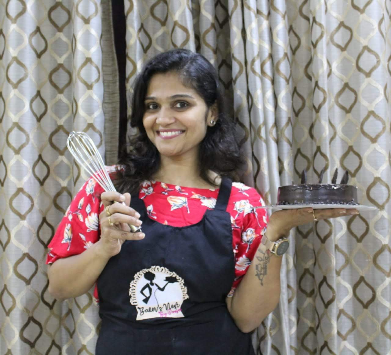 Passionate Home Baker-Pooja Sodani|Bulb and Key