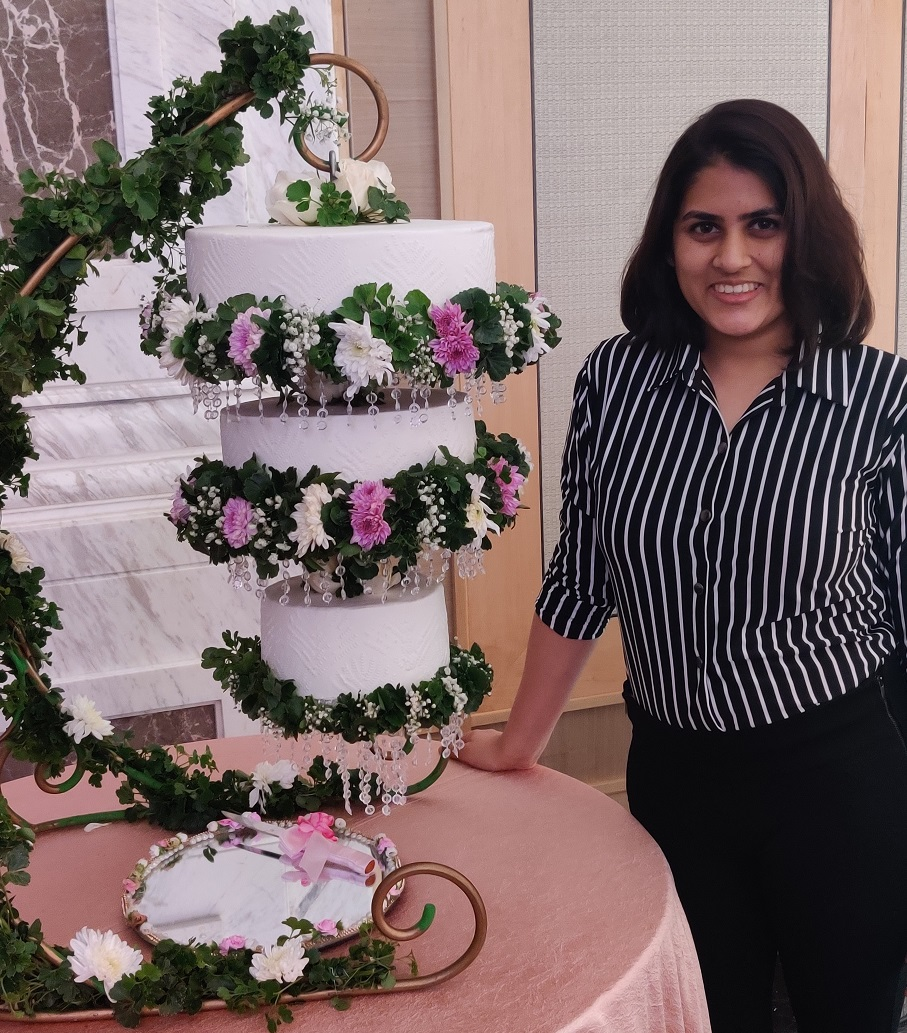 Meet the Certified Pastry Chef from Kolkata – Shristi Kothari