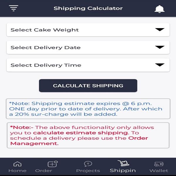 Shipping-Calculator | bulb and key