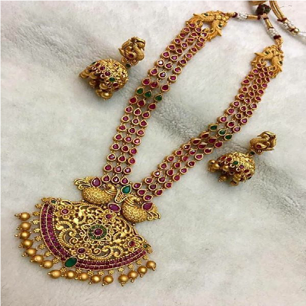 meenakari jewelry
