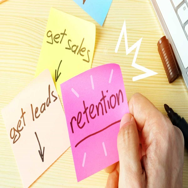 Customer retention is cheaper than customer acquisition   Bulb And Key