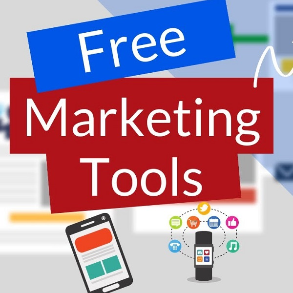 Free Marketing Tools | Bulb And Key