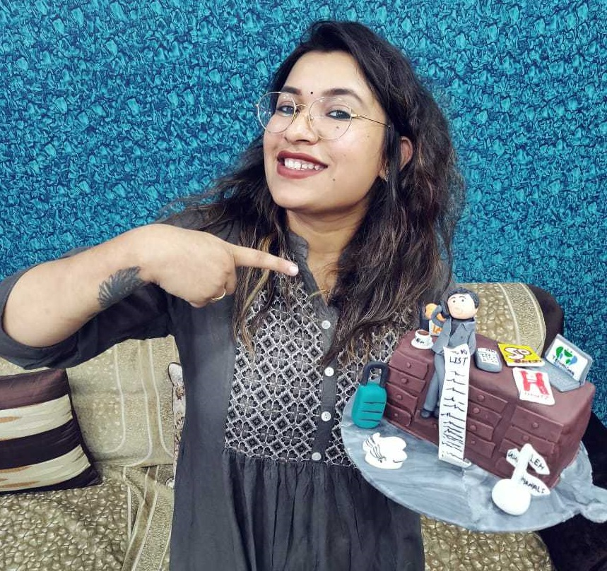 Baker Pranshu Khushalani Teaches Us How To Believe In Dreams And Make Them A Reality