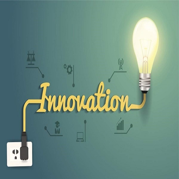 Innovation | bulb and key