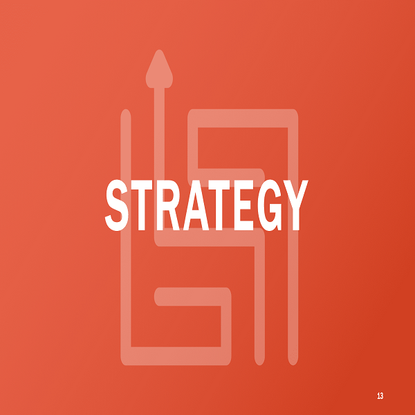 Long Term Business Strategy | bulb and key