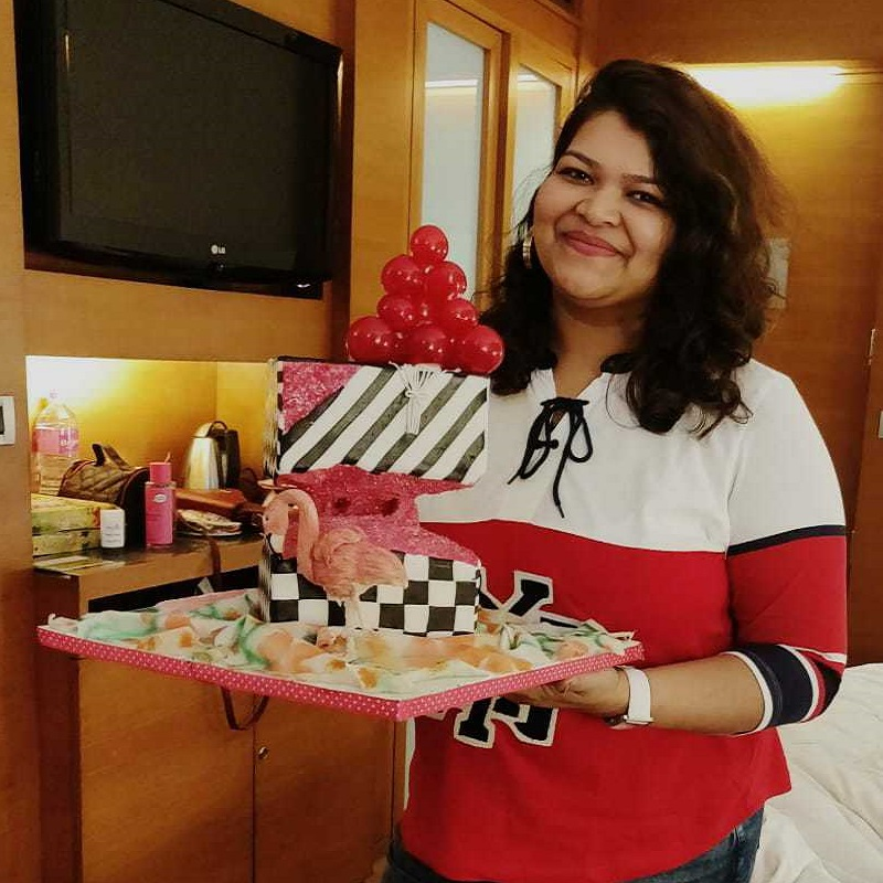 Learn From Baker Neha Bhalotia, How To Go With The Flow In Life?