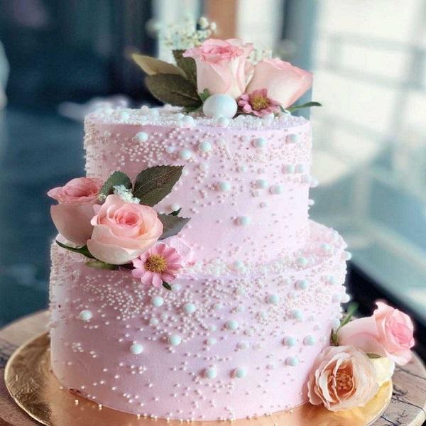 Radhika cake 4 | Bulb And Key