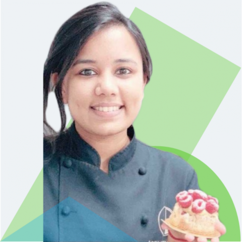 Mantra To Victory: Always Listen To Your Heart And Follow Your Dreams, Says Baker Radhika Binani