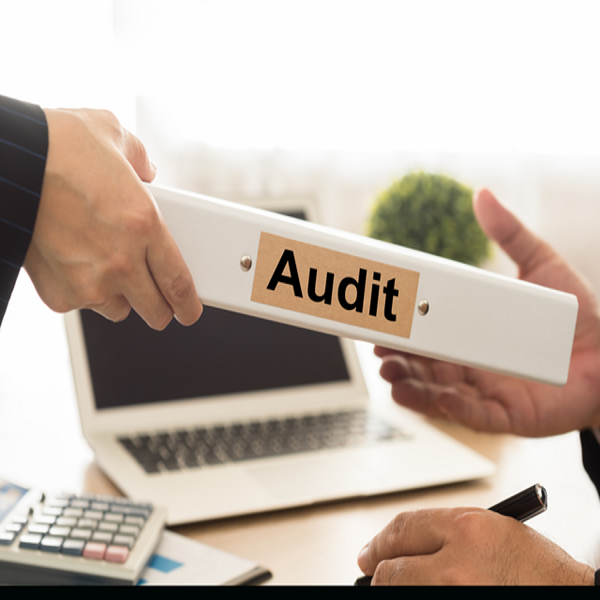 Saving your business from any legal disputes and government audits | bulb and key