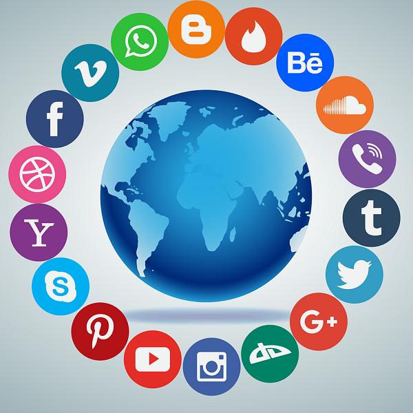Social Media Presence 1 | Bulb And Key