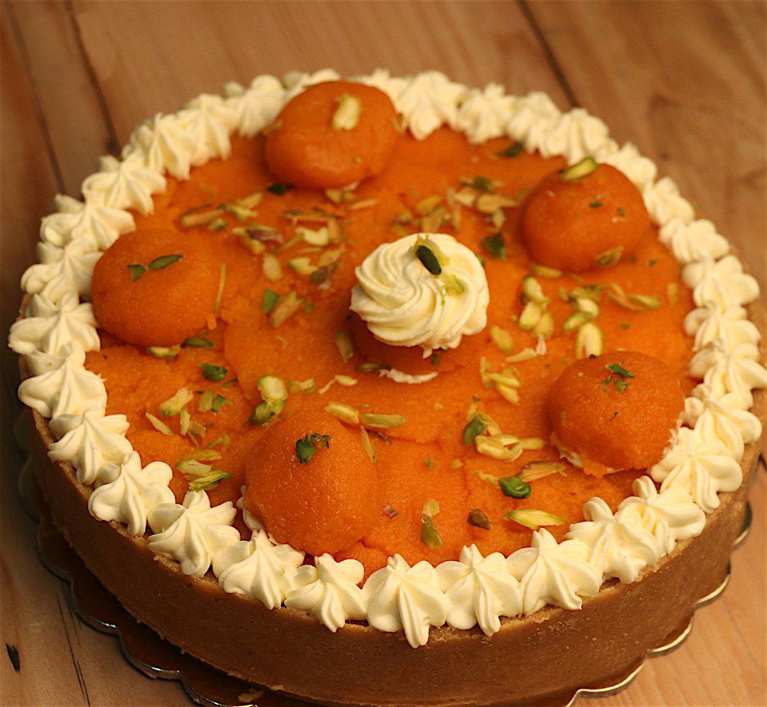 Ladoo Cake