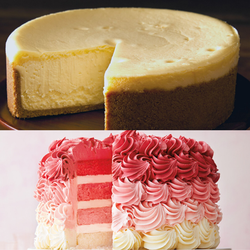 Difference Between Cheesecake and Cake