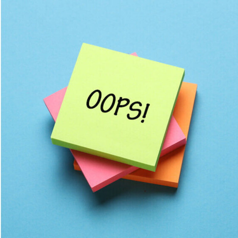 5 Common Small Business Mistakes That Every Business Owner Makes