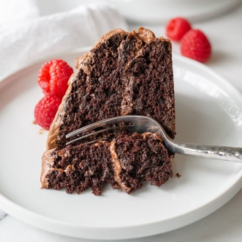 How To Make A Vegan Chocolate Cake At Home?