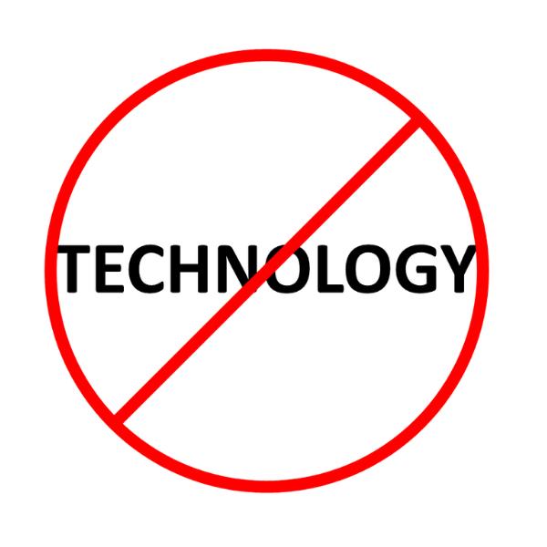 avoid technology