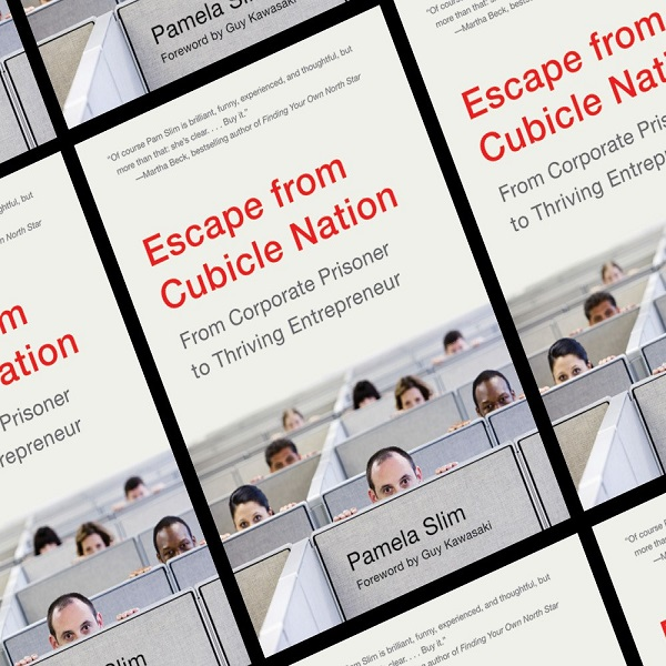 """Escape from Cubicle Nation"