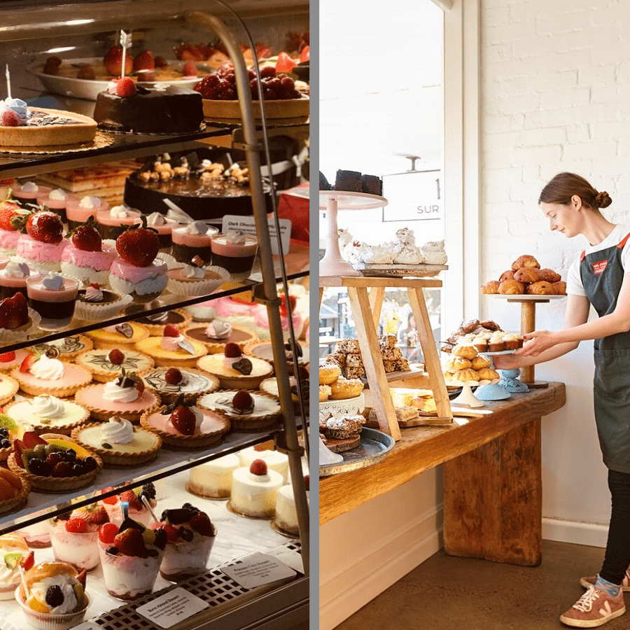 Cakes And Pastries | Bulb And Key