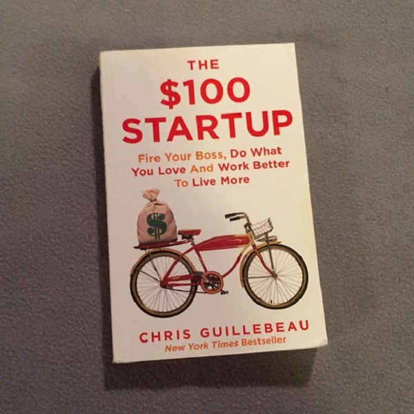 """""""The $100 Startup"""