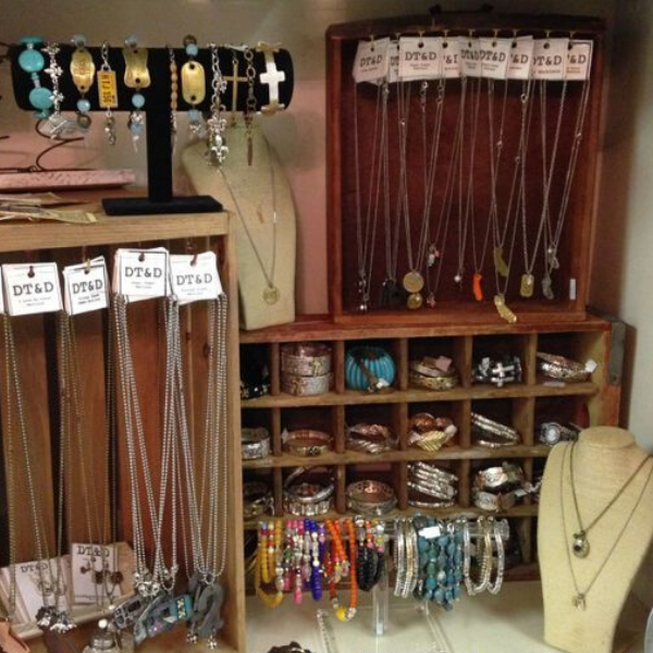 retail jewellary business